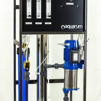 Система обратного осмоса AMRO-250 ECO E производительностью 250 л/час