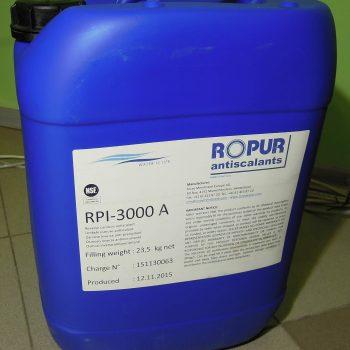 Антискалант ROPUR RPI-3000A.