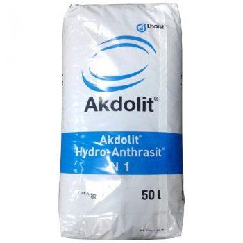 Фильтрующий материал Гидроантрацит.
