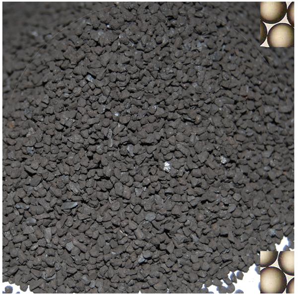 Фильтрующий материал Pyrolox.