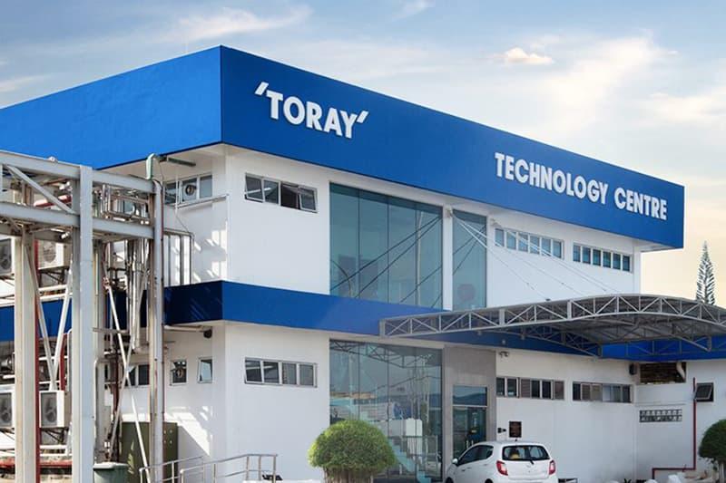 История бренда Toray.