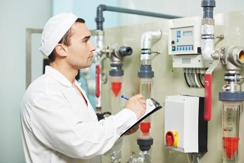 Химическая промывка мембран обратного осмоса.