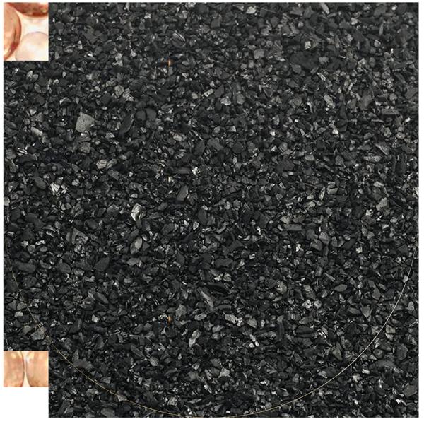 Aquacarb антрацитовый уголь 207ЕА.