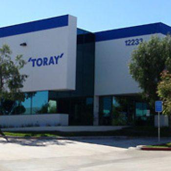 История бренда Toray
